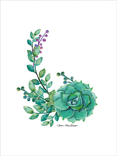 Seven Trees ST165 - Succulent Plant I - Succulents from Penny Lane Publishing