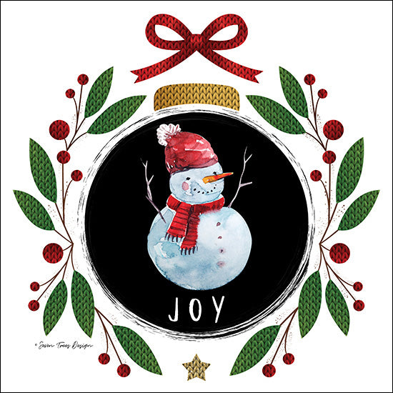 ST432 - Joy Christmas Ornament