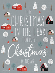 ST647 - Christmas is in the Air - 12x16