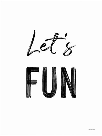 Seven Trees Design ST835 - ST835 - Let's Fun - 12x16 Let's Fun, Signs from Penny Lane