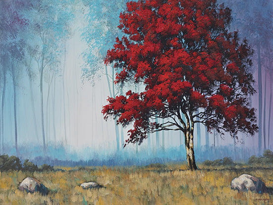Tim Gagnon TGAR112 - Red Tree - Tree, Red from Penny Lane Publishing