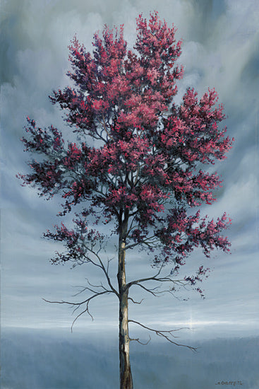 Tim Gagnon TGAR125 - Distance From Chrom - Tree, Pink from Penny Lane Publishing