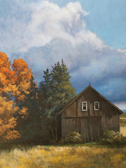 TGAR134 - Autumn Barn - 12x16