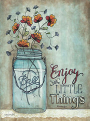 TLC334 - Enjoy the Little Things - 12x16