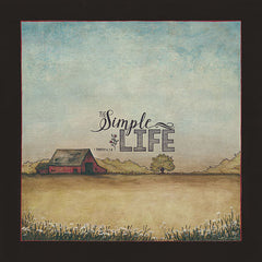 TLC364A - The Simple Life - 12x12
