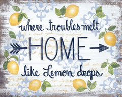 ALP1747 - Lemon Home  - 16x12