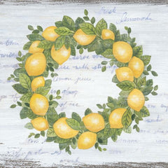 ALP1748 - Lemon Wreath - 12x12