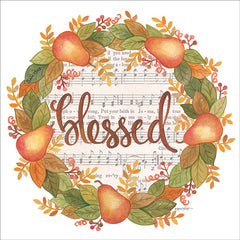 ALP1806 - Blessed Wreath - 12x12