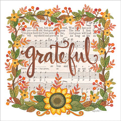 ALP1807 - Grateful Wreath - 12x12