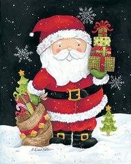 ART1137 - Santa Claus with Presents - 12x16
