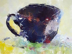 AT107 - A Cup of Coffee - 16x12