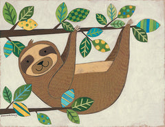 BER1315 - Hanging Sloth - 16x12