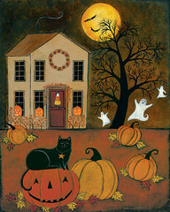 BER1325 - Halloween Night - 12x16