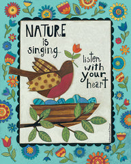 BER1342 - Nature is Singing - 12x16
