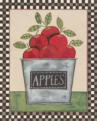 BER1349 - Bucket of Apples - 12x16