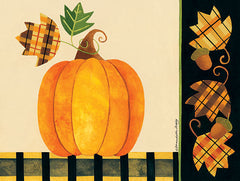 BER1357 - Pumpkin, Leaves and Acorns I - 16x12