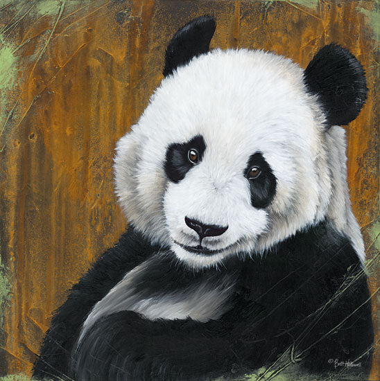 Britt Hallowell BHAR465 - Panda Smile   Panda, Baby, Cub, Wildlife from Penny Lane