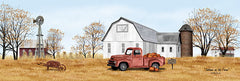 BJ1191B - Autumn on the Farm - 36x12