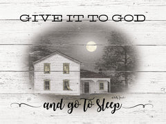 BJ1205 - Give it to God - 16x12