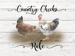 BJ1212 - County Chicks Rule - 16x12