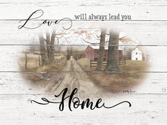 BJ1218 - Love Will Always Lead You Home - 16x12
