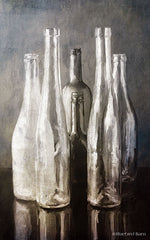 BLUE216 - Grey Bottle Collection   - 12x18