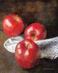 BLUE284 - Apples and Quilt - 12x16