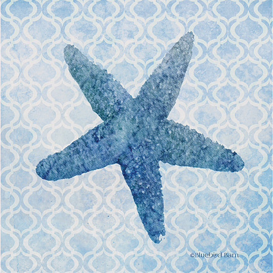 Bluebird Barn BLUE373 - BLUE373 - Starfish II - 12x12 Nautical, Contemporary, Coastal, Seaside, Starfish from Penny Lane