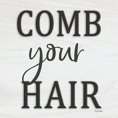 BOY458 - Comb Your Hair - 12x12