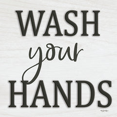 BOY459 - Wash Your Hands - 12x12
