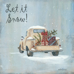BR449 - Let It Snow - 12x12