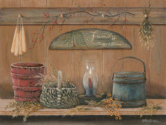 BR461 - Treasures on the Shelf I - 16x12