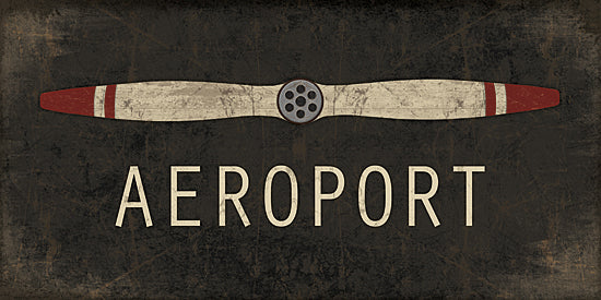 Cloverfield & Co CC134 - Aeroport - Aeroport, Propeller from Penny Lane Publishing