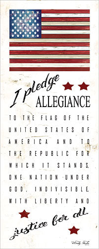 Cindy Jacobs CIN1019 - I Pledge Allegiance - Pledge Allegiance, Flag, USA, America, American Flag from Penny Lane Publishing