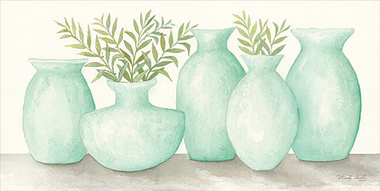 Cindy Jacobs CIN1197 - Mint Vases Vases, Greenery, Still Life from Penny Lane