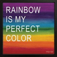 CIN1204 - Rainbow is My Perfect Color - 12x12