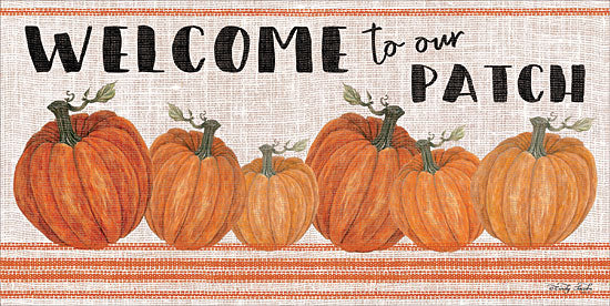 Cindy Jacobs CIN1284 - CIN1284 - Welcome to Our Pumpkin Patch - 24x12 Signs, Typography, Pumpkins, Fall from Penny Lane