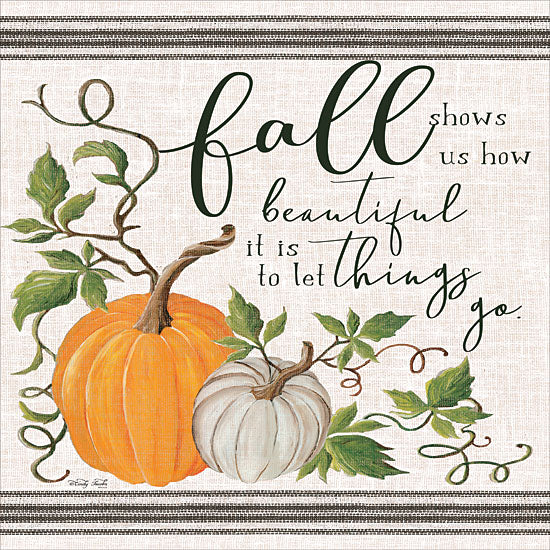 Cindy Jacobs CIN1286 - CIN1286 - Let Things Go - 12x12 Signs, Typography, Fall,, Pumpkins from Penny Lane