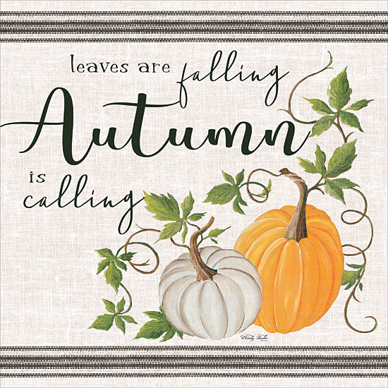 Cindy Jacobs CIN1287 - CIN1287 - Autumn is Calling - 12x12 Signs, Typography, Autumn, Fall, Pumpkins from Penny Lane