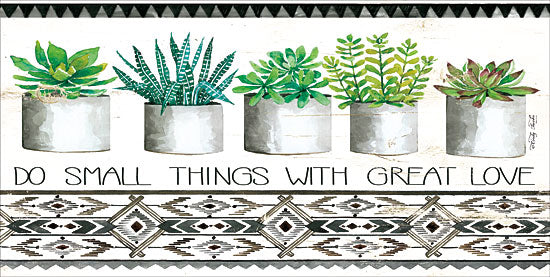 Cindy Jacobs CIN1314 - Do Small Things Succulents   Succulents, Cactus, Do Small Things, Southwestern, Pots, from Penny Lane