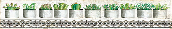 Cindy Jacobs CIN1315 - All Together Now   Cactus, Succulents, Pots, Southwestern, Still Life from Penny Lane