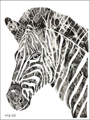 CIN1455 - Bright Zebra - 12x16