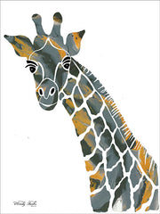 CIN1457 - Bright Giraffe II - 12x16