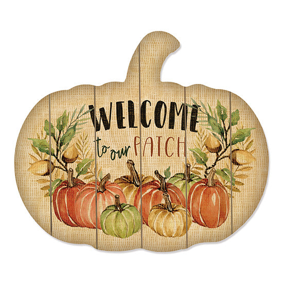 Cindy Jacobs CIN1462PUMP - Welcome Pumpkin Welcome Pumpkin, Pumpkins, Acorns, Gourds from Penny Lane