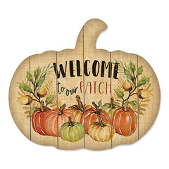 CIN1462PUMP - Welcome Pumpkin
