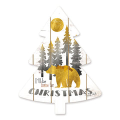 CIN1477TREE - Gold Bears I'll Be Home