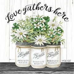 CIN1571 - White Jars - Love Gathers Here - 12x12