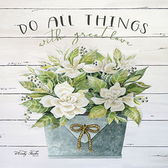 CIN1580 - Do All Things with Great Love - 12x12