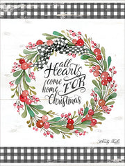 CIN1627 - All Hearts Come Home For Christmas - 12x16