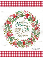 CIN1628 - All Hearts Come Home For Christmas  - 12x16